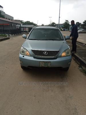 Lexus RX 2007 Blue | Cars for sale in Lagos State, Kosofe