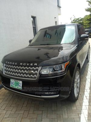 Land Rover Range Rover 2014 Black | Cars for sale in Lagos State, Victoria Island