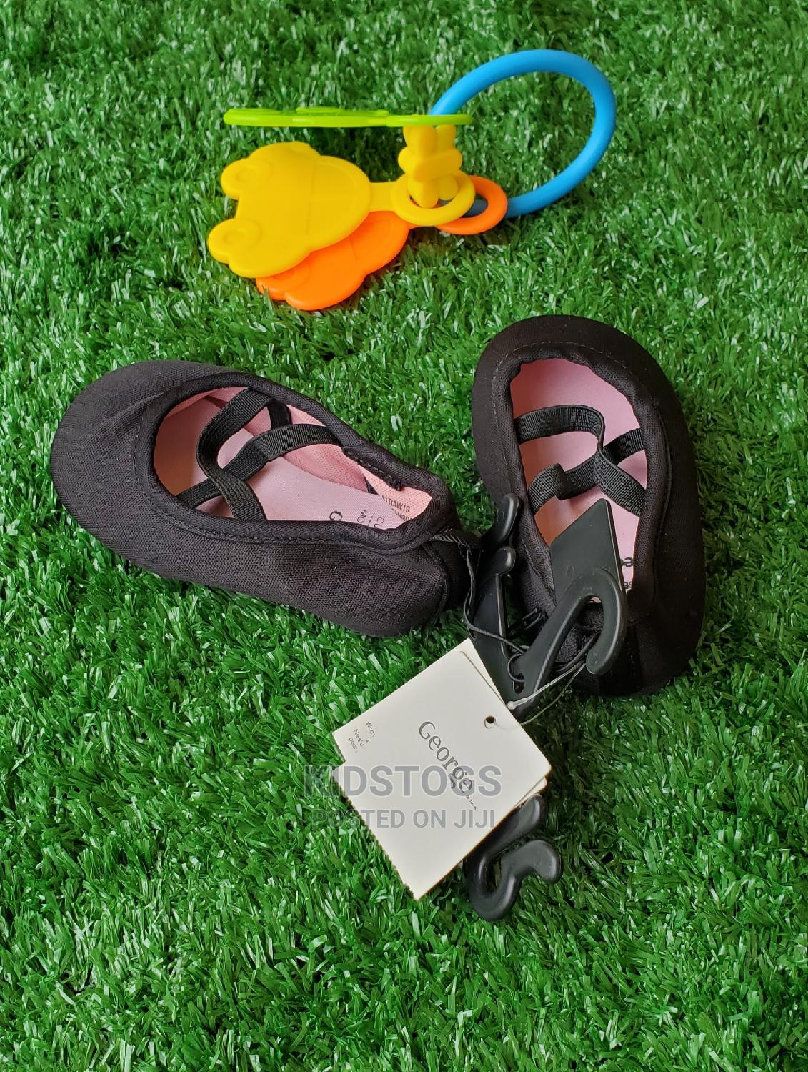 Baby Girl Ballet/Flat Shoes