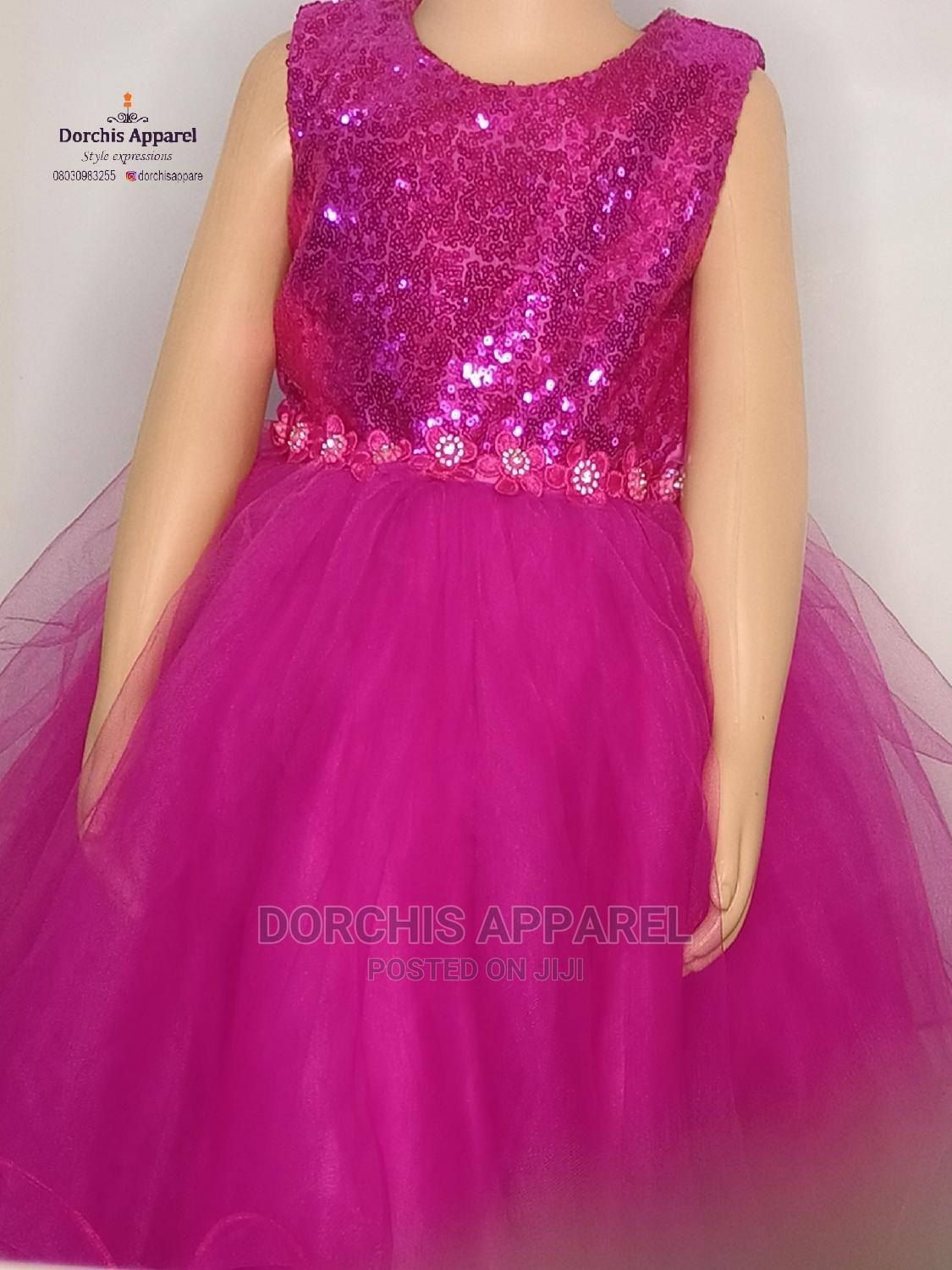 Dorchis Baby Girl Dress | Children's Clothing for sale in Surulere, Lagos State, Nigeria