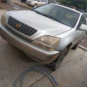 Lexus RX 2001 300 Silver   Cars for sale in Lagos State, Ipaja