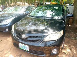 Toyota Corolla 2012 Black | Cars for sale in Abuja (FCT) State, Gudu