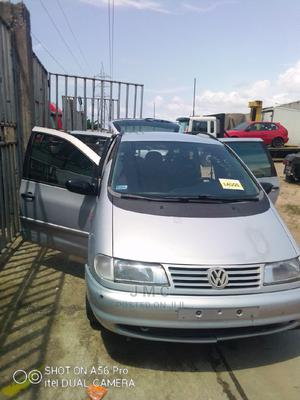 Volkswagen Sharan 2000 Silver | Cars for sale in Lagos State, Amuwo-Odofin