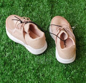 Pretty Pink Sneakers   Children's Shoes for sale in Lagos State, Ilupeju