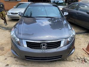 Honda Accord 2009 2.4 EX Gray | Cars for sale in Lagos State, Surulere