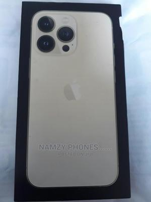 New Apple iPhone 13 Pro 128 GB Gold   Mobile Phones for sale in Lagos State, Ajah