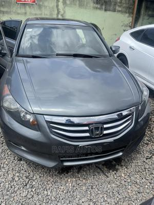 Honda Accord 2008 2.4 EX-L Gray | Cars for sale in Lagos State, Yaba