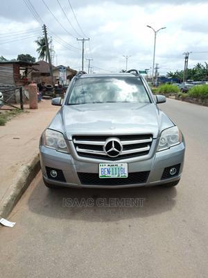 Mercedes-Benz GLK-Class 2010 Gray | Cars for sale in Edo State, Benin City