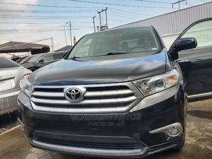 Toyota Highlander 2013 Limited 3.5l 4WD Black | Cars for sale in Lagos State, Ajah