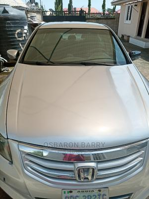 Honda Accord 2009 2.0 I-Vtec Automatic Silver | Cars for sale in Abuja (FCT) State, Karu