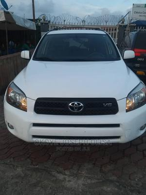Toyota RAV4 2009 White   Cars for sale in Lagos State, Amuwo-Odofin