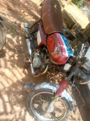 Bajaj Boxer 2015 Red   Motorcycles & Scooters for sale in Osun State, Osogbo
