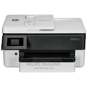 7720 HP Officejet Pro 7720 Wide Format All-In-One Printer | Printers & Scanners for sale in Lagos State, Ikeja