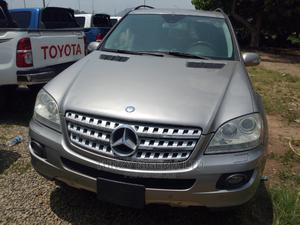 Mercedes-Benz M Class 2006 Gray   Cars for sale in Abuja (FCT) State, Kubwa