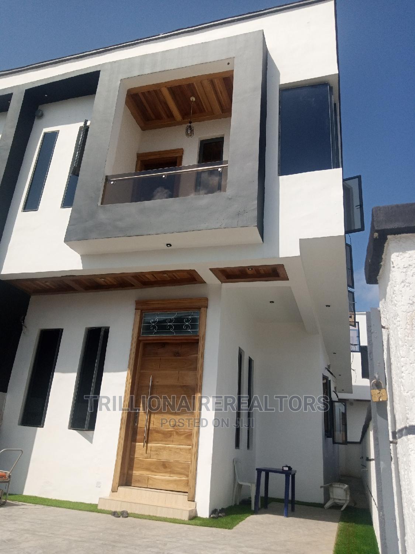 Furnished 4bdrm Duplex in Lekki Garden for Sale