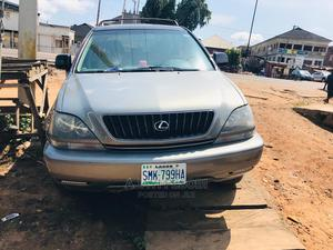 Lexus RX 2002 300 2WD Silver | Cars for sale in Lagos State, Ejigbo