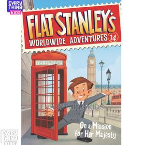 Flat Stanley's Worldwide Adventures # 14: On a Mission | Books & Games for sale in Lagos State, Ikeja