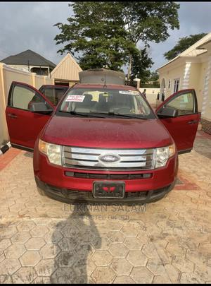 Ford Edge 2007 SE 4dr FWD (3.5L 6cyl 6A) Burgandy | Cars for sale in Oyo State, Ibadan
