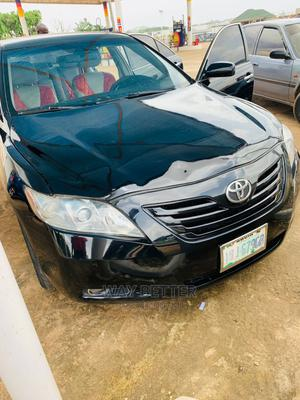 Toyota Camry 2008 2.4 LE Black | Cars for sale in Abuja (FCT) State, Central Business District