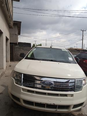 Ford Edge 2008 SE 4dr FWD (3.5L 6cyl 6A) White | Cars for sale in Lagos State, Ifako-Ijaiye
