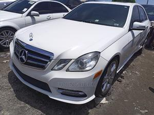 Mercedes-Benz E350 2014 Off White | Cars for sale in Lagos State, Apapa