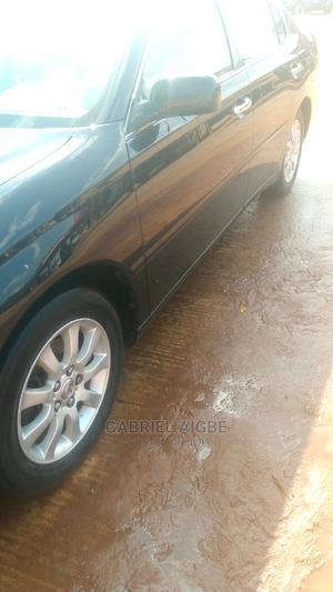 Lexus ES 2003 300 Black | Cars for sale in Edo State, Ikpoba-Okha