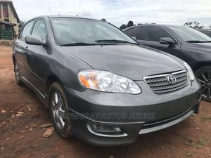Toyota Corolla 2007 1.4 VVT-i Gray | Cars for sale in Ondo State, Akure