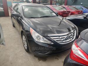 Hyundai Sonata 2012 Gray | Cars for sale in Lagos State, Ogba