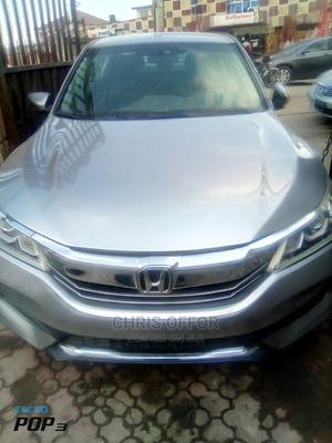 Honda Accord 2016 Silver | Cars for sale in Lagos State, Yaba
