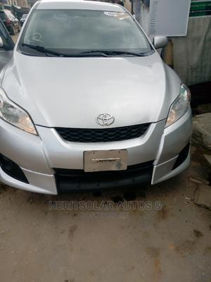 Toyota Matrix 2010 Silver | Cars for sale in Lagos State, Ojodu