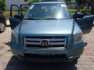 Honda Pilot 2007 EX-L 4x2 (3.5L 6cyl 5A) Gray | Cars for sale in Abuja (FCT) State, Asokoro