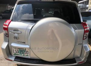 Toyota RAV4 2010 Silver | Cars for sale in Lagos State, Surulere