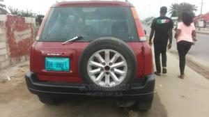 Honda CR-V 2000 2.0 4WD Automatic Red | Cars for sale in Bayelsa State, Yenagoa