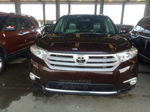 Toyota Highlander 2013 Limited 3.5L 2WD Brown   Cars for sale in Lagos State, Amuwo-Odofin