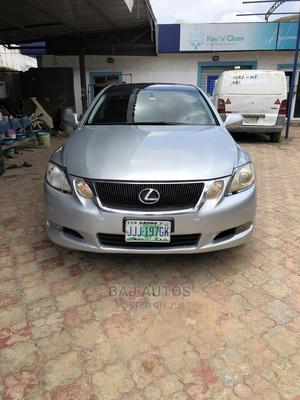 Lexus GS 2008 350 AWD Silver | Cars for sale in Lagos State, Alimosho