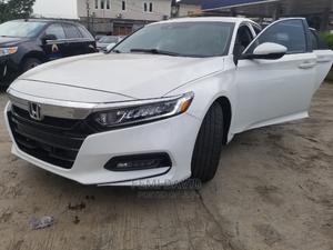 Honda Accord 2018 Sport White   Cars for sale in Lagos State, Magodo
