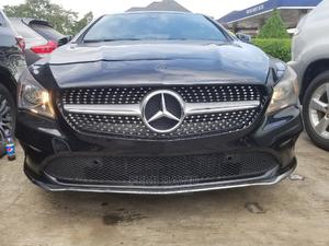 Mercedes-Benz CLA-Class 2018 Black | Cars for sale in Lagos State, Magodo