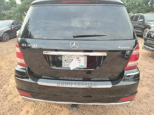 Mercedes-Benz GL-Class 2010 GL 450 Black   Cars for sale in Abuja (FCT) State, Central Business District