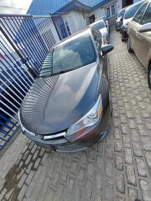 Toyota Camry 2015 Gray   Cars for sale in Lagos State, Surulere