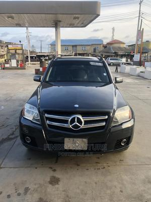Mercedes-Benz GLK-Class 2010 350 4MATIC Gray   Cars for sale in Lagos State, Ikotun/Igando