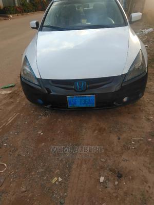 Honda Accord 2005 Sedan LX Automatic White | Cars for sale in Edo State, Benin City
