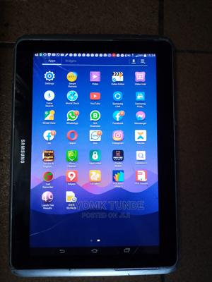 Samsung Galaxy Note 10.1 (2014 Edition) 32 GB White   Tablets for sale in Lagos State, Alimosho
