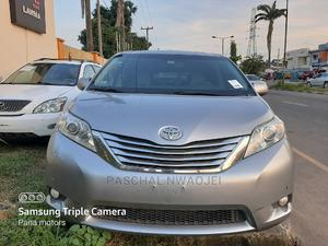 Toyota Sienna 2011 Limited 7 Passenger Silver   Cars for sale in Lagos State, Ogudu