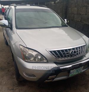 Lexus RX 2008 350 AWD Silver | Cars for sale in Delta State, Warri