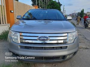 Ford Edge 2008 Silver | Cars for sale in Lagos State, Ogudu