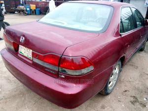 Honda Accord 2002 Red | Cars for sale in Akwa Ibom State, Uyo