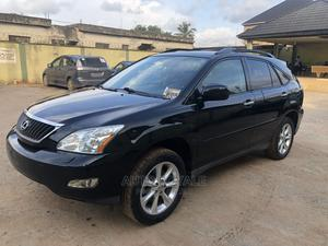 Lexus RX 2009 350 4x4 Black | Cars for sale in Lagos State, Isolo