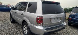 Honda Pilot 2007 EX 4x2 (3.5L 6cyl 5A) Silver   Cars for sale in Abuja (FCT) State, Kubwa