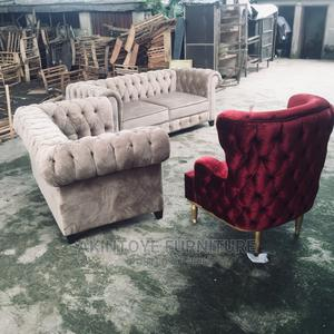 Chesterfield Chair | Furniture for sale in Lagos State, Alimosho