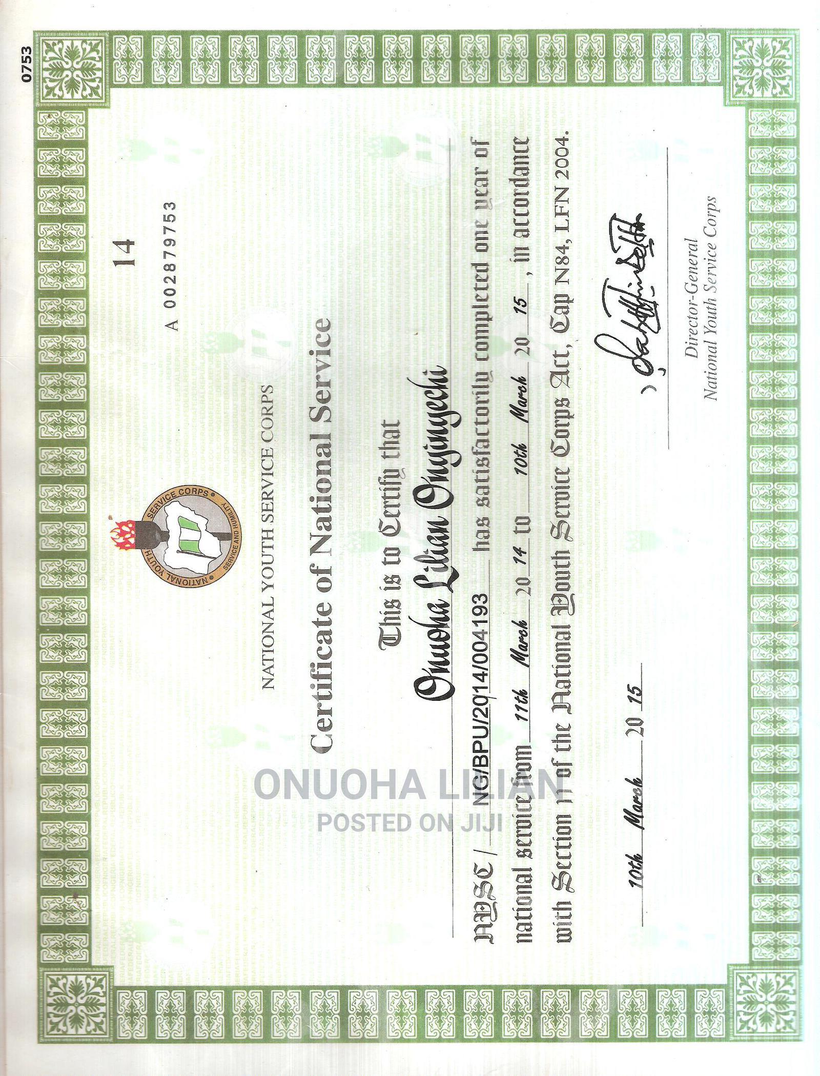 Accounting Finance CV   Accounting & Finance CVs for sale in Ikeja, Lagos State, Nigeria
